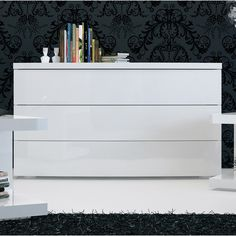 Found it at AllModern - Ludlow 3 Drawer Dresser