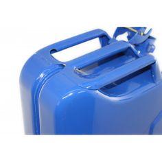 Blue 5.3 Gallon Fuel Can