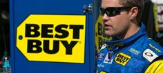 Stenhouse Jr, #BESTBUY17 Ricky Stenhouse Jr, Ford Fusion, Car And Driver, Nascar, Race Cars, Cool Things To Buy, All About Time, Racing, Baseball Cards