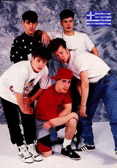 New Kids on the Block (1984-1994, 2008-heden) Verenigde Staten. Bestaat uit: de broers  Ricky Bell, Michael Bivins, Bobby Brown, Ronnie DeVoe, en Ralph Tresvant.