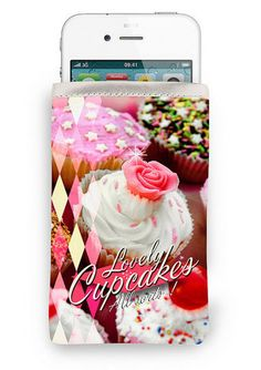 Cupcake Phone Case - 12€