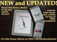 Over 200 FREE printables at littlebunnyseries.wordpress.com!