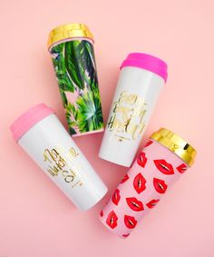 Hop on over to the blog to read all about our new travel mugs!