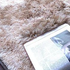 Living Room Area Carpet Big Size Mat Anti-Slip Bedroom Carpet Tea table long plush Carpets Bedroom Mats Home textile Soft rug – Waliicorner's Store Carpet Dining Room, Bedroom Carpet, Plush Carpet, Rugs On Carpet, Carpets, Bedroom Mats, Warm Bedroom, Window Cling Vinyl, Plush Area Rugs
