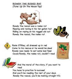 Alphabet letter song R (words from Frog Street Press)... link... https://docs.google.com/leaf?id=0B8JEqYoVwlm2MzIyMjY1M2EtNWRjYS00YTI0LWFkZGEtZDFhY2Q1OTA2MzNk&hl;=en_US