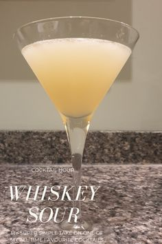It's the weekend baby! To celebrate getting through another week on the #wfh grind, why not test out a new cocktail recipe? My Whiskey Sour is the best treat for kicking off the weekend with! #WhiskeySour #Whiskey #WhiskeyCocktails #Lime #BitterCocktails #WFHDrinks#Weekend #WeekendDrinks #Cocktails #Lockdown #LockdownDrinks #AtHomeCocktails #WorkFromHome