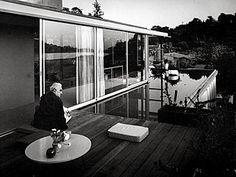 Neutra VDL House, silver lake ,ca.  Richard Neutra, Architect.