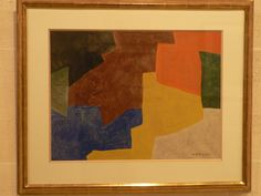 Serge Poliakoff, Musée Maillol exhibition, 2009