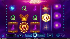 netent sparks slot review