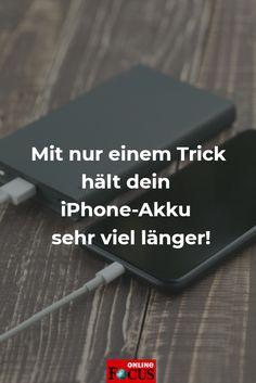 #iphone #akku #handy #tipp #trick #lifehack #genialeinfach #laden #digital #knowhow #howto