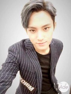[PHOTO] NewsAde Update with SEVENTEEN Mingyu #세븐틴 #민규  @pledis_17