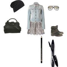 """IDKKKKKKKKKKKKKK bored"" created by #randomowl, #polyvore #fashion #style True Religion MAXIME SIMOENS MR. WOLF Miss Selfridge All Saints #Chanel Lancôme #Revlon"