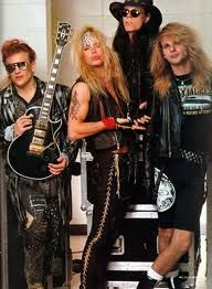 Poison, LOVED this band!