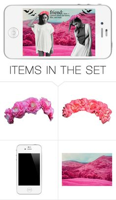 """Friend"" by totallyweirdkitten ❤ liked on Polyvore featuring art"