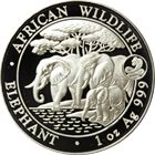2013 1 oz Silver Somalian African Elephant - With Lunar Snake Privy Mark (.999 Pure) http://www.gainesvillecoins.com/buy-silver.aspx