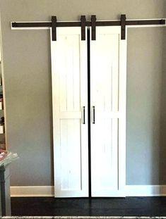 Bathroom Closet Door Ideas Small Closet Door Ideas Bathroom Door Ideas Sliding Barn Door Small Bathroom Cl Bathroom Closet Closet Doors Small Closet Door Ideas