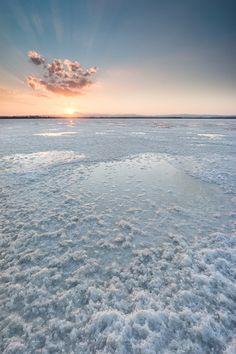 Larnaca Salt Lake - Cyprus