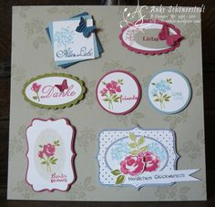 Stampin' Up! SU Baby Blossoms