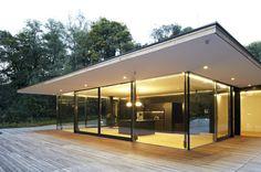 Efficient Haus Hainbach by MOOSMANN