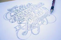 inspiración diseños tipograficos 1 Inspiración: Diseños tipográficos por Martin Schmetzer