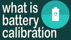 What is battery calibration? how to do it? | tip by take lecture in urdu...