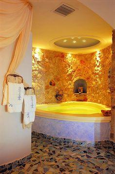 Aygoustis Krousis / Astarte Suites Hotel in Santorini island Honeymoon Spots, Honeymoon Packages, Romantic Honeymoon, Romantic Places, Honeymoon Destinations, Romantic Travel, Honeymoon Ideas, Beautiful Places, Romantic Vacations