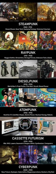 Know the PUNKing difference!