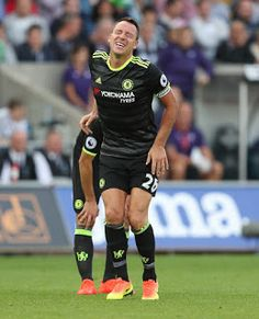 John Terrry to miss Liverpool clash over an ankle injury   Chelsea captain John Terry sidelined for 10 days after suffering an ankle ligament injury during the 2-2 Premier League draw against Swansea on Sunday. left the Liberty Stadium on crutches. The 35-year-old defender will miss Chelseas Premier League clash against Liverpool at Stamford Bridge on Friday as well as next weeks League Cup trip to Leicester. In a post on his Instagram account Terry wrote: I have strained my ligaments in my…