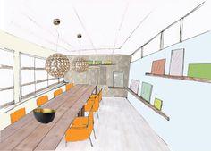 Laura Vellinga #Frennel #freelancer #interieur #interior #architect #design