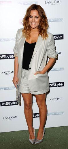 SHINE: Caroline Flack's style evolution in pictures
