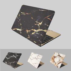 Marmeren textuur case voor apple macbook air pro retina 11 13 15 inch laptop tas case voor macbook pro 13 beschermhoes huid geval