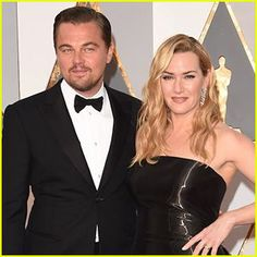 Leo and Kate 2016