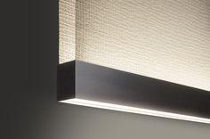 Curtain, un sistema de iluminación impactante y versátil diseñado por Arik Levy para Vibia
