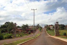 Santa Cecília do Pavão, Paraná, Brasil - pop 3.625 (2014)