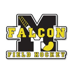Round Car Magnet For Lexington Bedford Hockey With Great Design - Custom field hockey car magnets