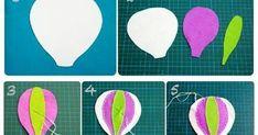 Como fazer um balãozinho em feltro... Bom Dia!!! Kids Rugs, Home Decor, Decorated Notebooks, Rain, Carpet, Good Day, Homemade Home Decor, Kid Friendly Rugs, Interior Design