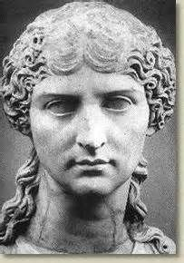 The half sister of Cato the Younger, the mistress of Caesar, the mother in law of Cassius, and the mother of Brutus, Servilia was influential through her connections to many famous Romans. Her parents died when she was young, and she and her siblings were brought up by their uncle Livius Drusus. Unfortunately, he was assassinated for trying to gain citizenship for Italian allies. Servilia's first husband – Brutus' father – was killed by Pompey the Great.