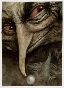 Brian Froud - goblin