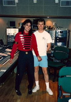 Brad Sundberg and Michael Jackson, Brad's tribute to Michael