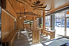 Caffe Streets (USA) / Norsman Architects