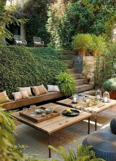 Garden Design Backyard backyard ideas, awesome ideas to create your unique backyard landscaping diy inexpensive on a budget patio - Small backyard ideas for small yards Front Yard Design, Patio Design, Garden Design, House Design, Backyard Ideas For Small Yards, Small Backyard Landscaping, Landscaping Design, Modern Backyard, Patio Ideas For A Small Backyard