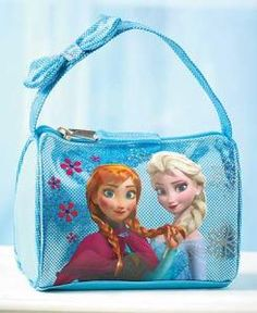 Disney's Frozen Embellished Handbag, Purse by Lakeside-Serenity