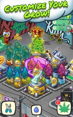Wiz Khalifa's Weed Farm v1.1.9 (Mod Coins/Gems/Seeds) Apk Mod  Data http://www.faridgames.tk/2017/05/wiz-khalifas-weed-farm-v119-mod.html