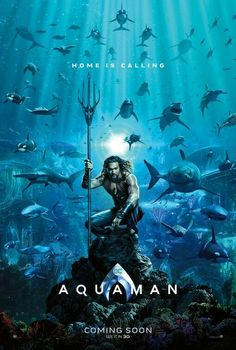 A gallery of Aquaman publicity stills and other photos. Featuring Jason Momoa, Amber Heard, Patrick Wilson, Willem Dafoe and others. Aquaman Film, Aquaman 2018, 2018 Movies, Dc Movies, Good Movies, Movie Tv, Movies Free, Popular Movies, Movie Cast