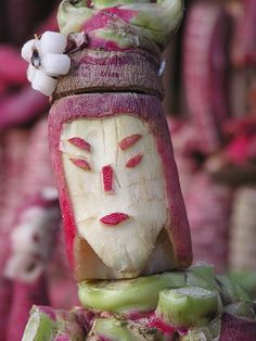 radish face @ oaxaca 12.2007 | Flickr