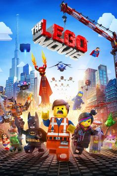 Fan-poster The Lego Movie inch Movie Poster (THICK) - Chris Pratt, Elizabeth Banks, Will Arnett -- Awesome products selected by Anna Churchill Lego Film, Lego Movie 2, Will Arnett, Will Ferrell, Elizabeth Banks, Streaming Hd, Streaming Movies, Chris Pratt, It Movie Cast