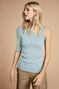 /% NEXT PLUS SIZE Ivory Puff Sleeve T-shirt UK 18 22