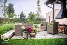 Záhrada so žabkou, Klínec   Mojinterier.sk Patio, Garden, Outdoor Decor, Home Decor, Terrace, Atelier, Garten, Decoration Home, Room Decor