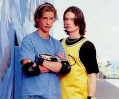 Disney Channel Movie Brink -LOL, I loved this movie. Now I feel old.
