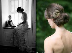 Confesiones de una boda: Novias con flequillo ideales